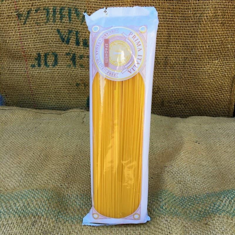 Prima Italia Organic Gluten Free Spaghetti - Earthfare Web ...