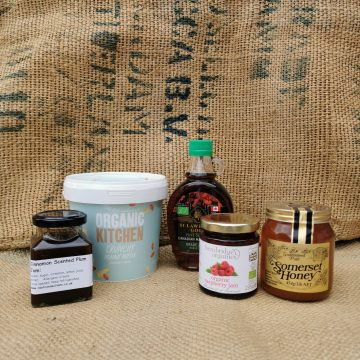Nut Butters, Preserves and Syrups
